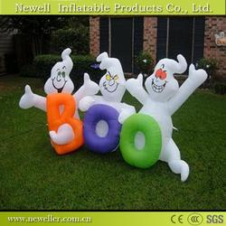 Cheapest product giant customized inflatable monsters With logo