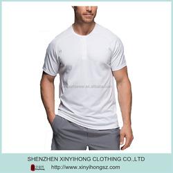DRI FIT performance sweat-wicking fabric mesh construction run t shirt