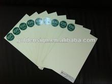 1220*2440mm SGS & ROHS PVC Foam board /PVC Foam Sheet/ PVC Celuka Sheet