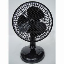 Mini Small Quality Electric 6 inch 15cm Plastic Table Fan