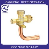 Good quality cheap Air Conditioner Service Valve in home appliance price list