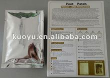 2012 the best detox foot patch, super detox foot patch