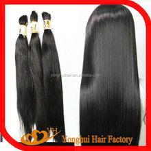 Yonghui hair Factory 6A Grade 100% Human Bundles Brazilian Human Hair Virgin Cheap Wholesale Human Hair