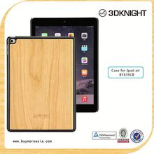 hot new products 2015 high quality hot wooden case for ipad air 2