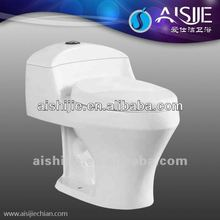 A3101 From China Ceramic Bathroom Sanitaryware One Piece WC Toilet Seats