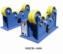 Self-aligning welding drive roller/pipe turning rolls/mig welding feed roller(with foot pedal)