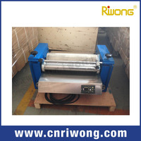 roll coating machine with ink for making car license plates