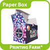 Offset Printing Color Paper Packaging Box