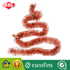 champagne Elegant Hanging Holiday Christmas Garland - 2meter Long x8 centimeter