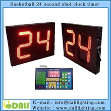 Shoot Timer System 24 seconds count down with 14 seconds count down