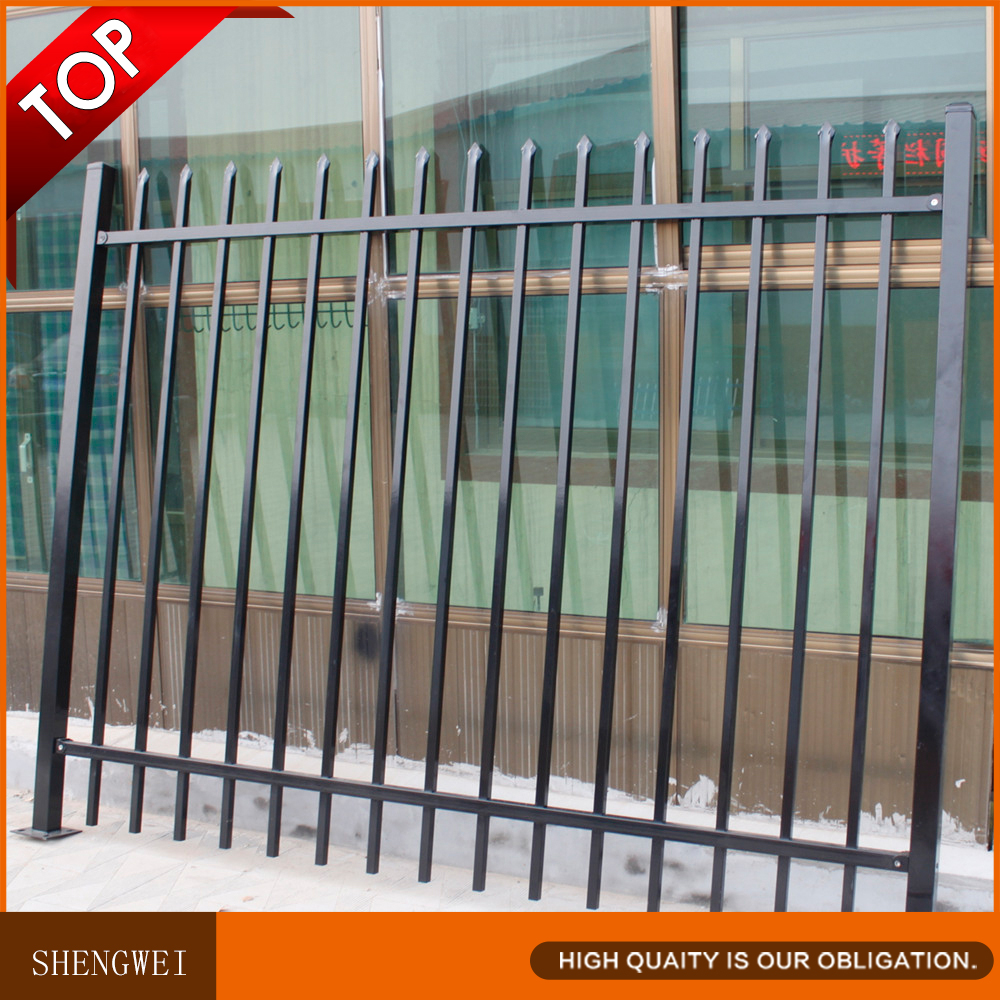 cheap wrought iron fence panels for sale buy iron fence. Black Bedroom Furniture Sets. Home Design Ideas