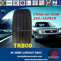 China car spare parts tyres r19 245/35ZR19