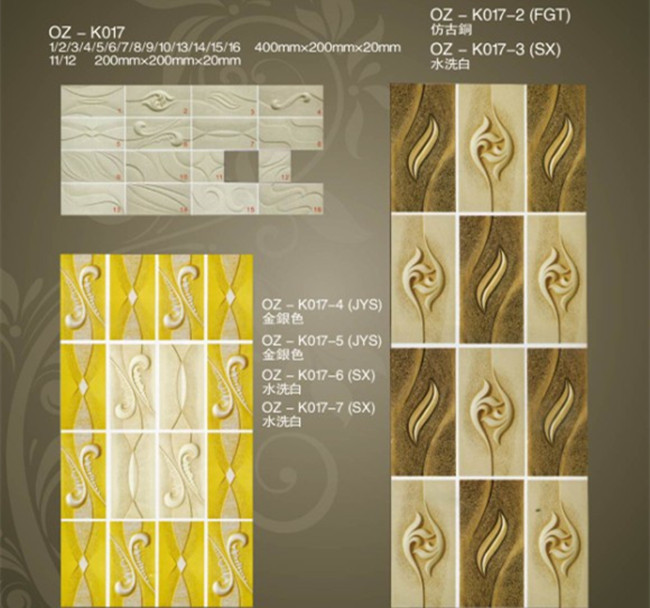 External Wall Decoration Moulding Wall Decorative Moulded