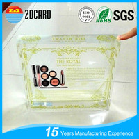 Fancy Custom Printed Plastic lipstick box packaging