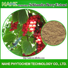 2015 New Batch For Liver Health Schisandra Chinensis extract with free samples