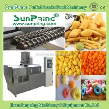 High Quality Corn Application Corn Puff Snack Making Machine/Processing line