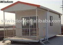 good recycled prefabricated mobile home for sale