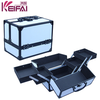 Professional Portable Multifunction Makeup Artist Case