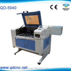 name cutting machine / photo laser engraving machine QD-5040