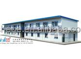 steel frame housing,temporary dormitory,steel built modular homes