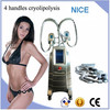 2015 Hot Supersonic Vacuum Cryolipolysis Machine for Cellulite Cool Sculpting Supplies