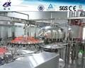 De alta calidad de agua potable completa/embotelladora de agua mineral de la planta