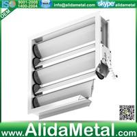 HVAC system Air flow control damper VCD