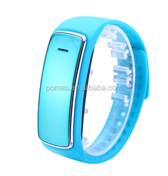 Intelligent Alarm Clock IP67 Waterproof Smart Bracelet Wrist Watch