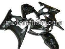 NEW ABS Bodywork/Fairing R6 03-05 2003-2004-2005 black