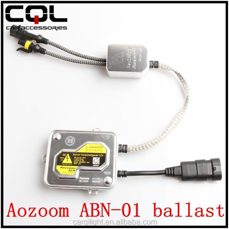 Germany Aozoom Hid Xenon Ballast Abn-01 12v 35w 23000v High Bright ...
