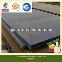Hot rolled stainless alloy carbon mild steel plate