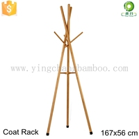 Dress up Bamboo rotating clothes rack radiator clothes drying rack