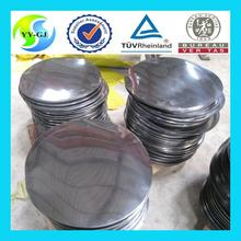 410s Stainless steel circle