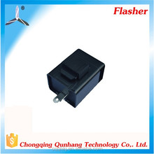 2015 New Products Electronic Flasher Relay 12V Chinese Motorcycle Spare Parts