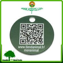 Wholesale qr code pet tag