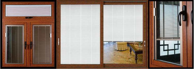 FUMEIYAO Series Glazing Aluminium doors and windows