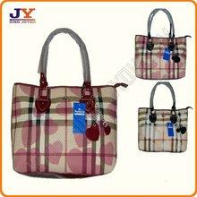 PVC (PU) & Jacquard Ladies' Hand bags