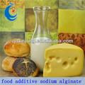 branca de alginato de sódio em pó na alimentação de produtos químicos