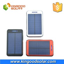 CE Rohs solar charger 10000mah power bank solar battery for all cellphones