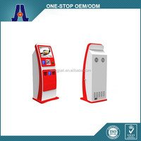 2013 lastest design mobile phone top up kiosk,touch screen top up kiosk (HJL-3662)