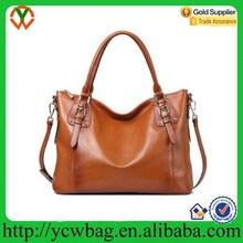 new style tote bag real genuine leather handbag bag ladies