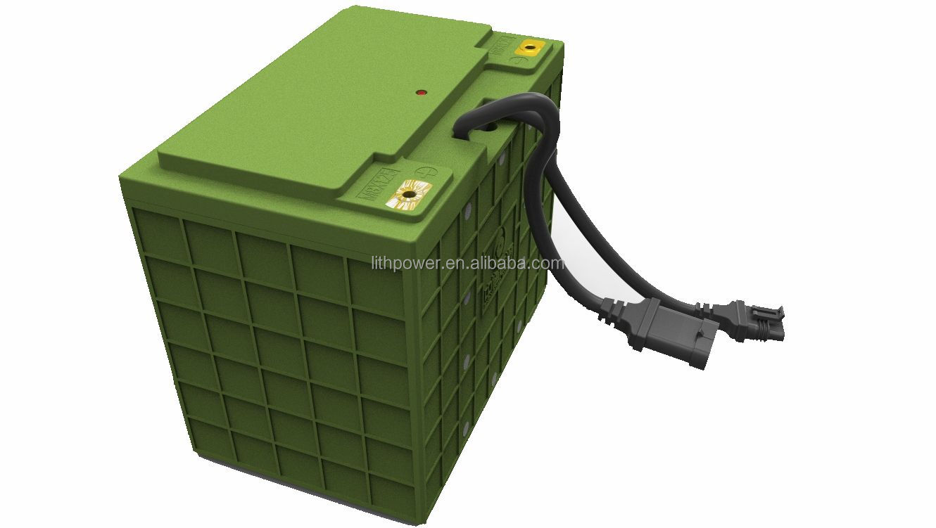 Deepcycle 12 Volt 120ah Lifepo4 Battery With 2000cycles