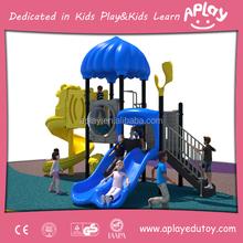 Blablabla cheap safe colorful outdoor playground signs polygon playground