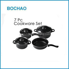 7pcs set cookware cookware sets stockpot pan sets