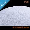 PES hot melt adhesive powder