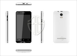 Guangzhou Manufacturer M2 4.5inch mini dual core dual sim Android 4.4 GPS hot Android waterproof smartphone