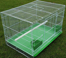 hot dip galvanized and stainless steel Parrot cage