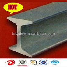 Hot Rolled Steel Structure H Beams SS400 building material