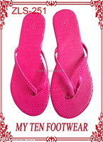 Ladies' Flat TPR Sole Good Quality Sandals and Sleepers