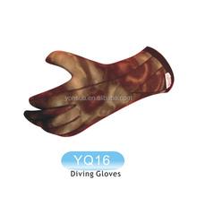 Chinese diving equipments neoprene surf gloves